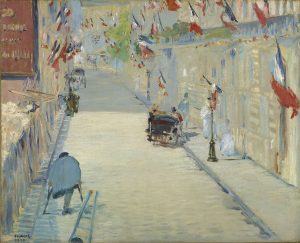 Édouard_Manet,_The_Rue_Mosnier_with_Flags,_1878