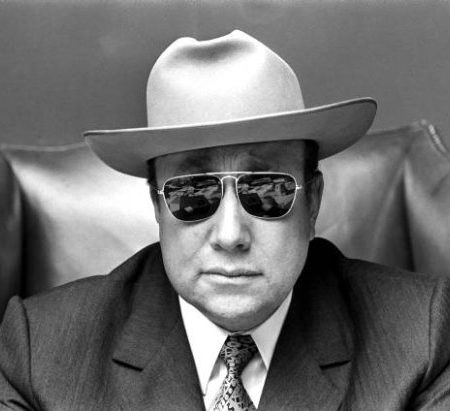 DIRECTOR JEAN-PIERRE MELVILLE IN 1971