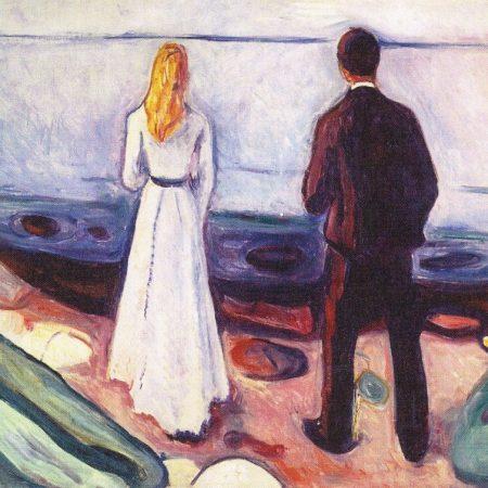 E. Munch, 1896