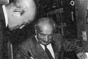 Nishitani et Heidegger