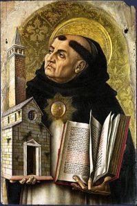 St. Thomas d'Aquin