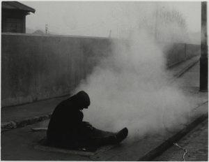 """Sabine Weiss, """"Paris, France"""", 1952 Collection Centre Pompidou, Paris"""