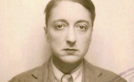 Mireille Havet, photo de passeport, 1931.
