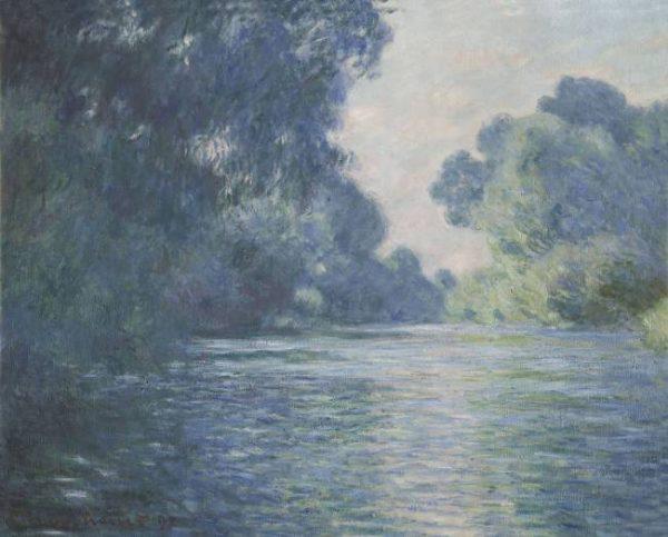 Bras de Seine près de Giverny, Claude Monet, 1897