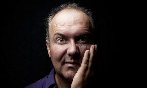 Alain Damasio © Cyrille Choupas
