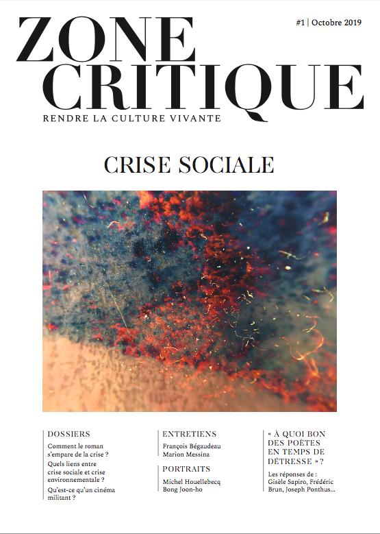 Page de couverture ZC papier #1