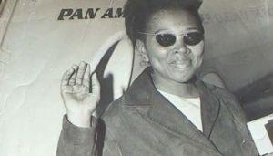 Annette Mbaye d'Erneville, poétesse et journaliste sénégalaise